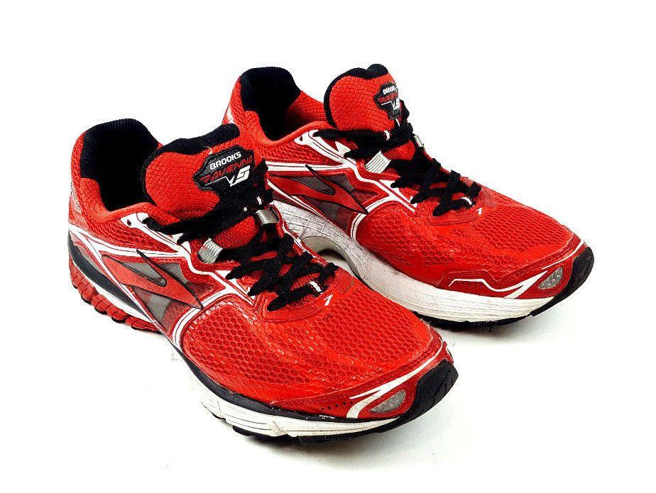 Brooks Ravenna 5 Red Marathon Running