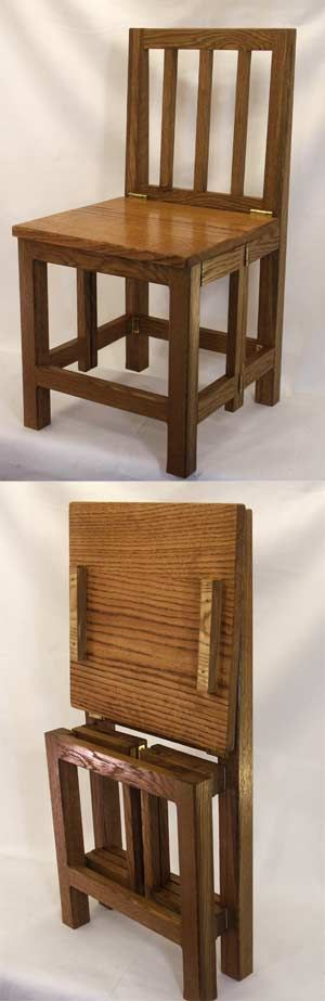 Folding Chair For Camp S 4050 Woodworking Projects