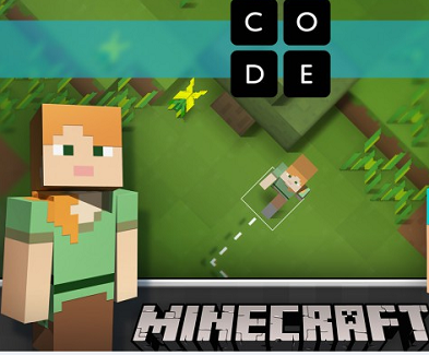 Microsoft Uses Minecraft To Teach Kids To Code - Microsoft has teamed with Code.org to roll out a Minecraft-themed coding tutorial as part of the annual Hour of Code. The event aims to inspire broader interest in programming and help create the next generation of coders.