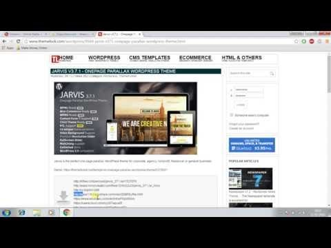 wordpress Premium themes and plugins free download - http://www ...