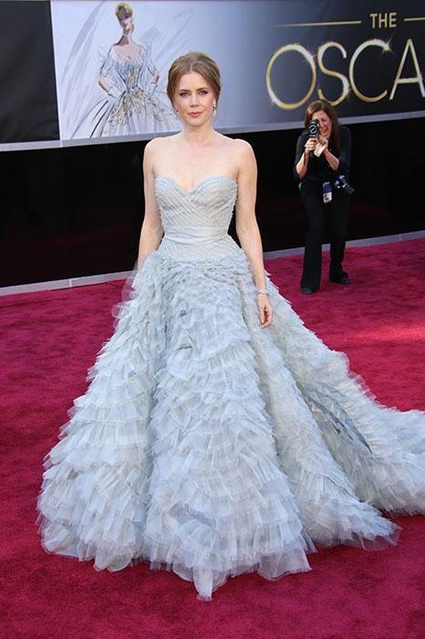 Les plus belles robes des #Oscars2013: #Amy #Adams