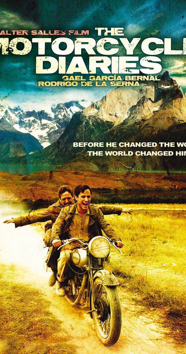 Directed by Walter Salles.  With Gael García Bernal, Rodrigo De la Serna, Mía…