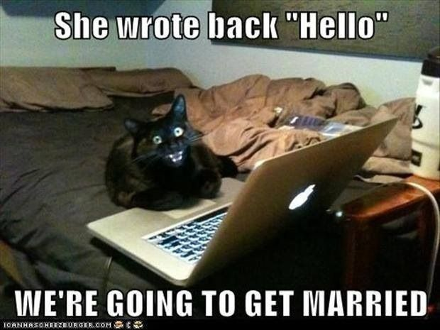 We're gonna get married!! Xd