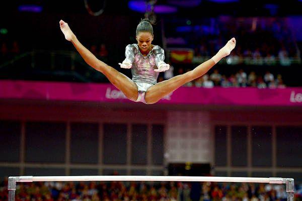 London Olympics Monday S Best Photos Gymnastics