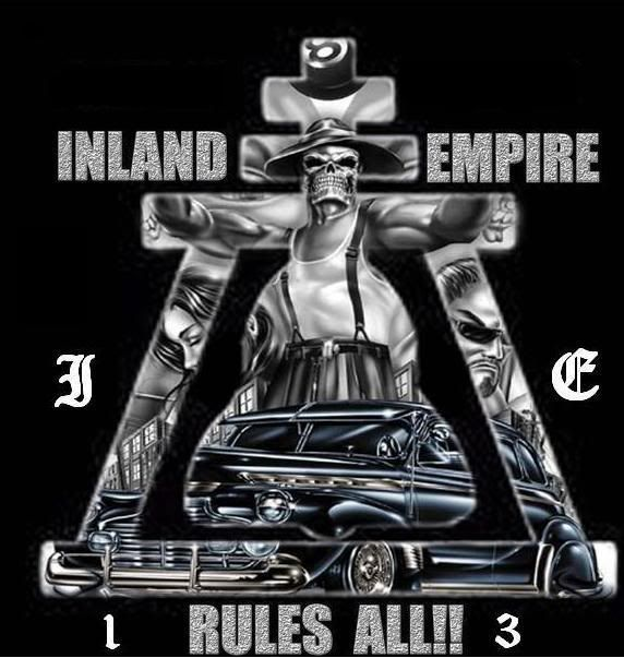 Inland Empire Gangs Inland Empire Cucamonga Ontario California