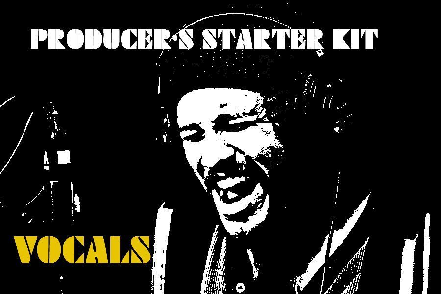 Producer's starter kit: VOCALS 1,995 ACAPELLA SONGS, LOOPS