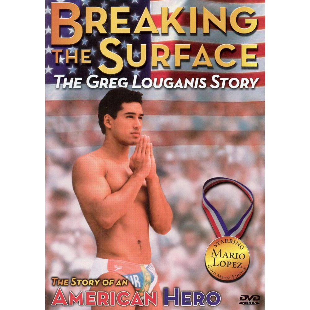 Breaking the Surface: The Greg Louganis Story (dvd_video)
