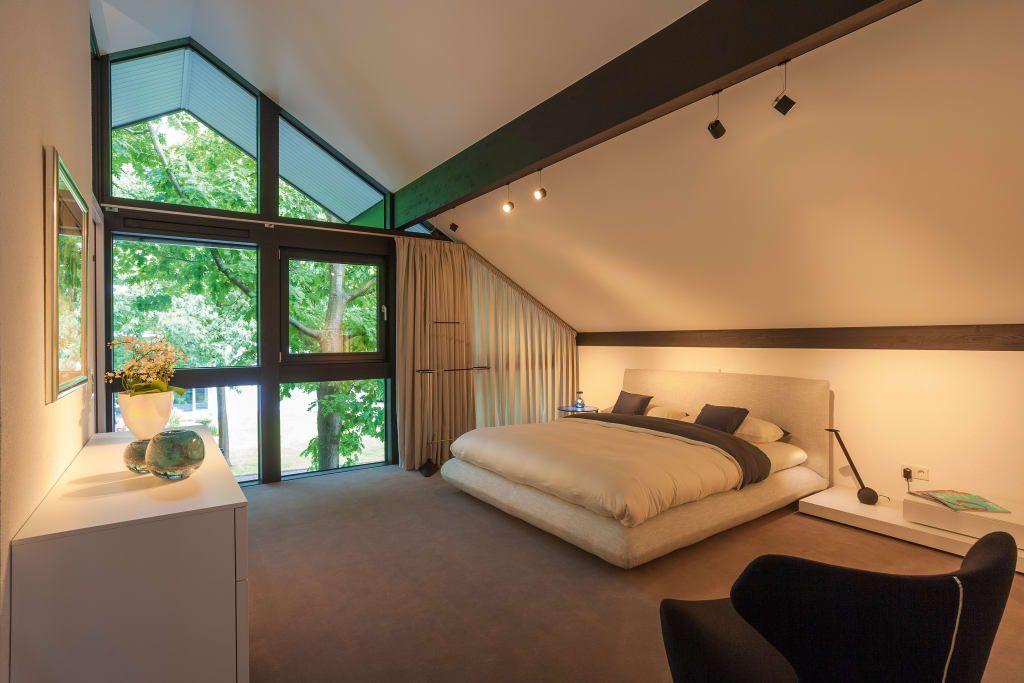 moderne schlafzimmer bilder: huf haus modum: 7:10 | inspiration