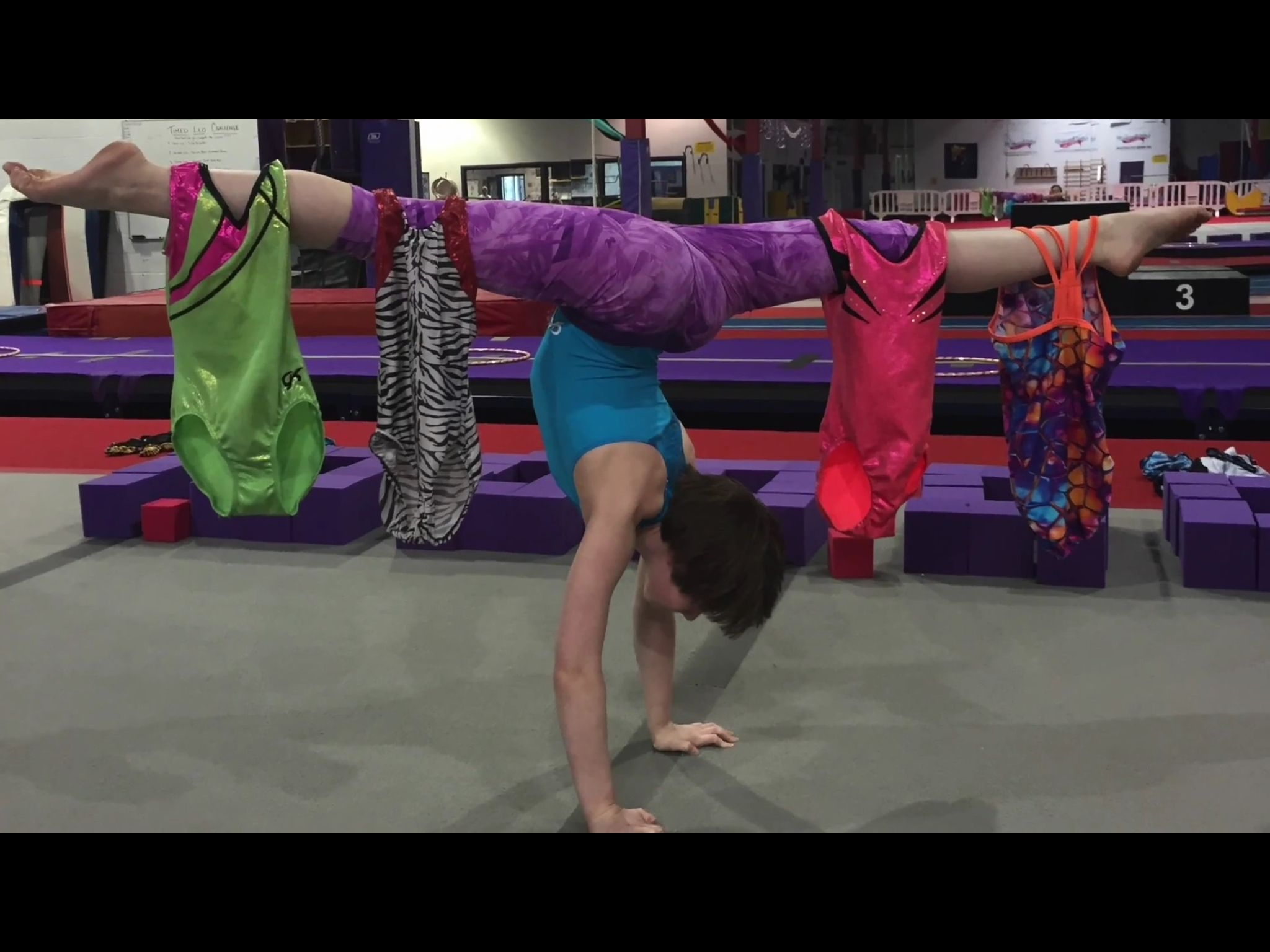 Cool 17 Best Images About Gymnastics Youtubers On Pinterest Gymnasts Short Hairstyles Gunalazisus