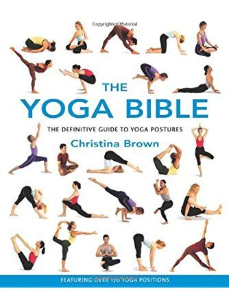 the yoga bible walking stick press  yoga books yoga life