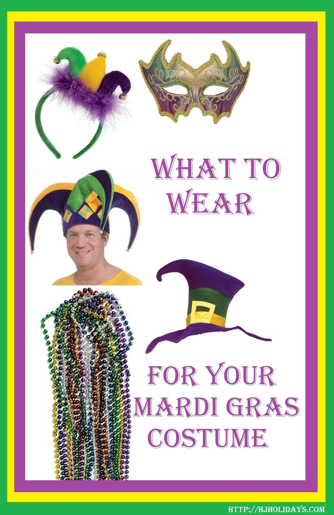 adb3f2d8d1e2 What to Wear for Your Mardi Gras Costume
