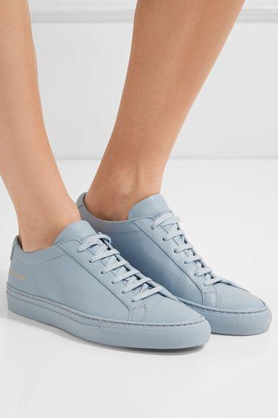 Common Projects - Baskets en cuir Original Achilles. Common ProjectsLeather  SneakersLight ...