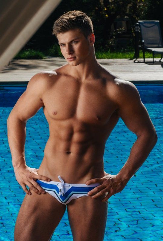 Speedos and Guys