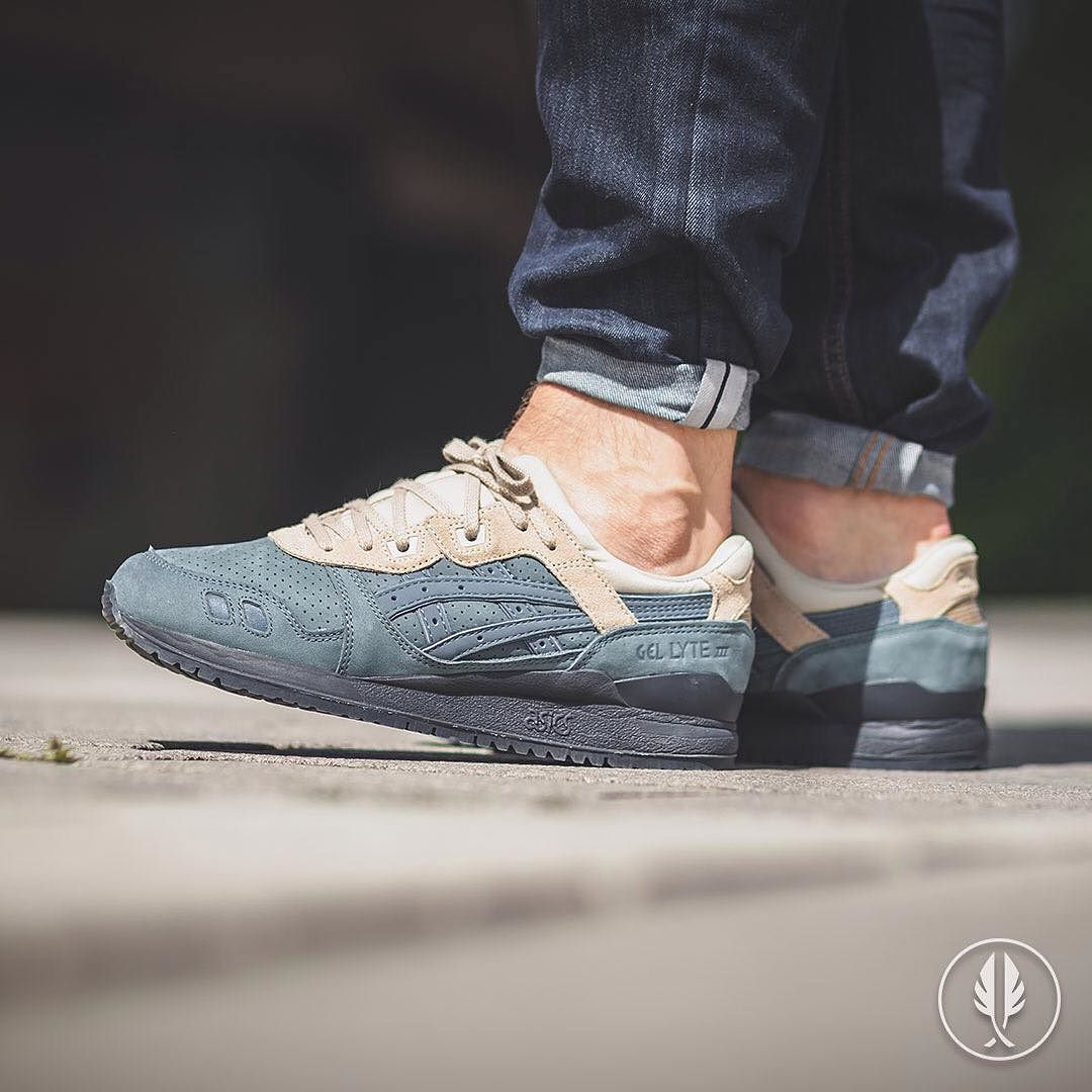 cheap for discount 14e8f a205e Asics Gel-Lyte III Moonwalker