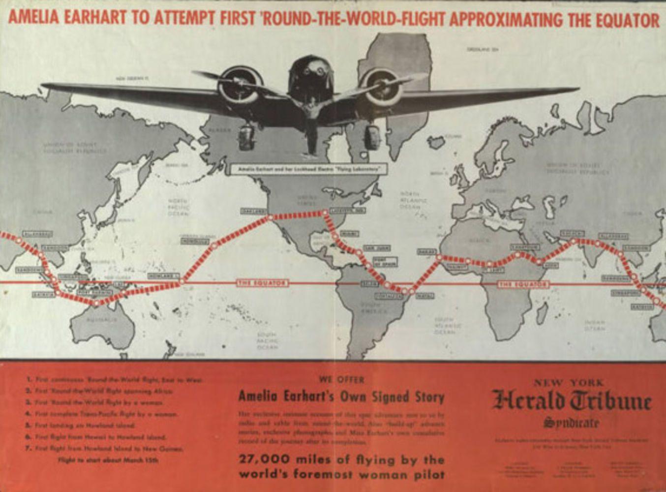ผลการค้นหารูปภาพสำหรับ Amelia Earhart Papers Purdue University
