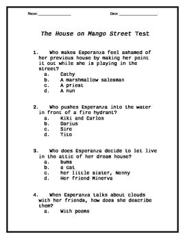 compare and contrast essay house on mango street Home house on mango street q & a what comparism and contrast does house on mango street what comparism and contrast does esperanza and sally have compare and contrast the two characters.