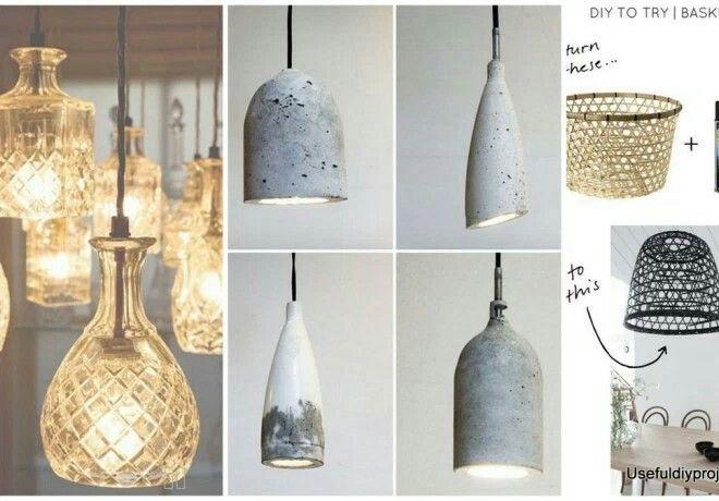 Tutte le migliori idee per creare lampadari per camerette bambini fai da te. Pin Di Jenni Anderson Su House Decor And More Idee Per Decorare La Casa Lampadario Fai Da Te Decorazioni