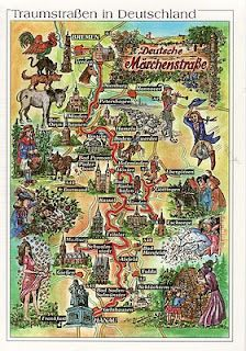 Maps On Postcard Usa Kentucky Reisen Deutschland