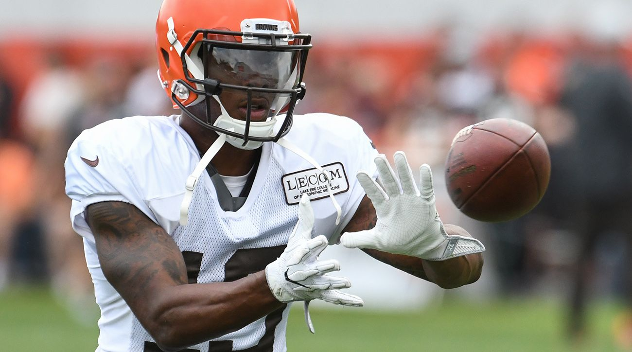 Corey Coleman to Hue Jackson on Hard Knocks 'Why Don't
