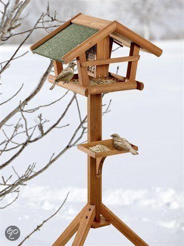Karlie Bird's World Vogelhuis Runa - 46X30X121 CM