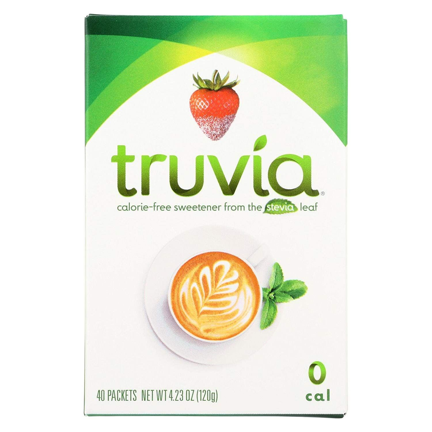 Stay healthy with no sacrifices! Truvia, Natural