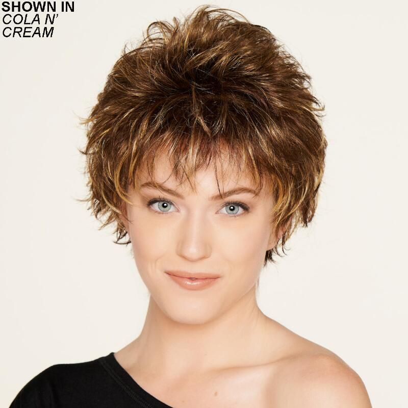 Angie Wig By Aspen Collection Get Yours At Paulayoung Com Paula Young Light Strawberry Blonde Hair Cuts