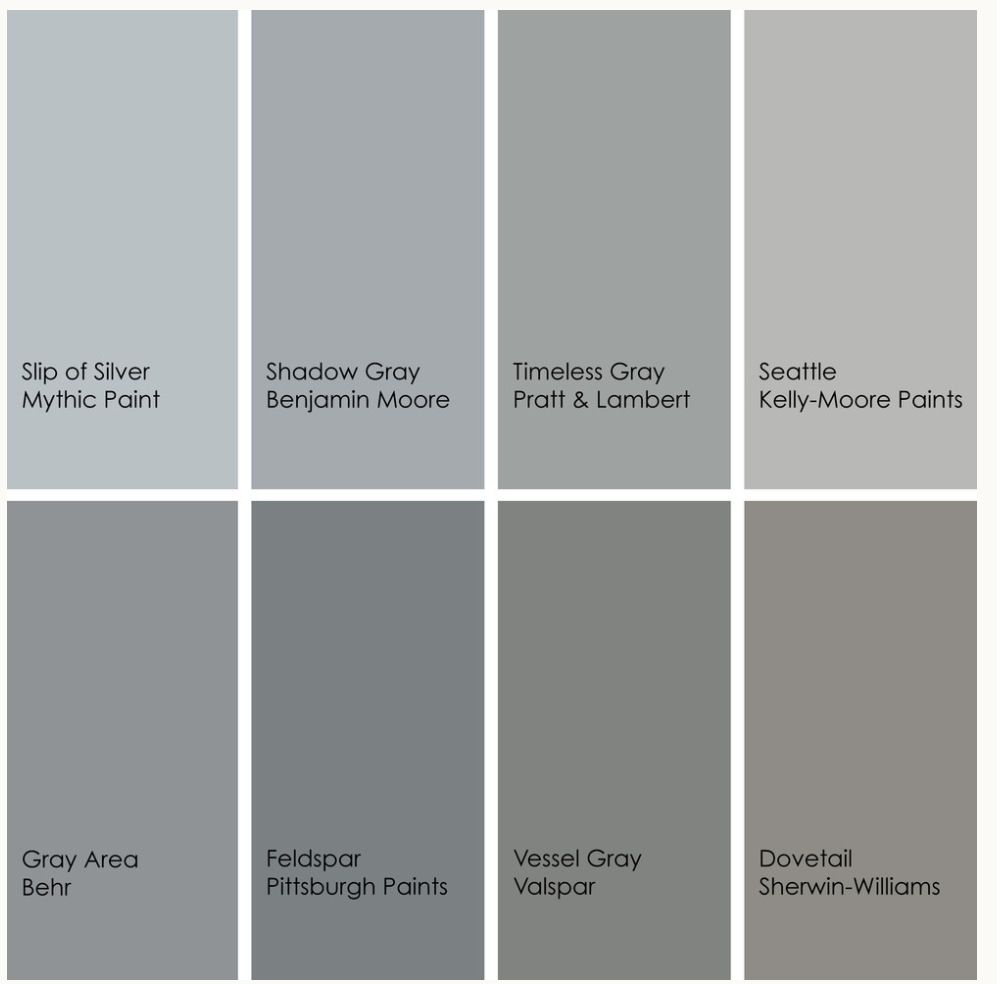 Grey tones | COLOR | Pinterest | Paint colors, Grey paint ...