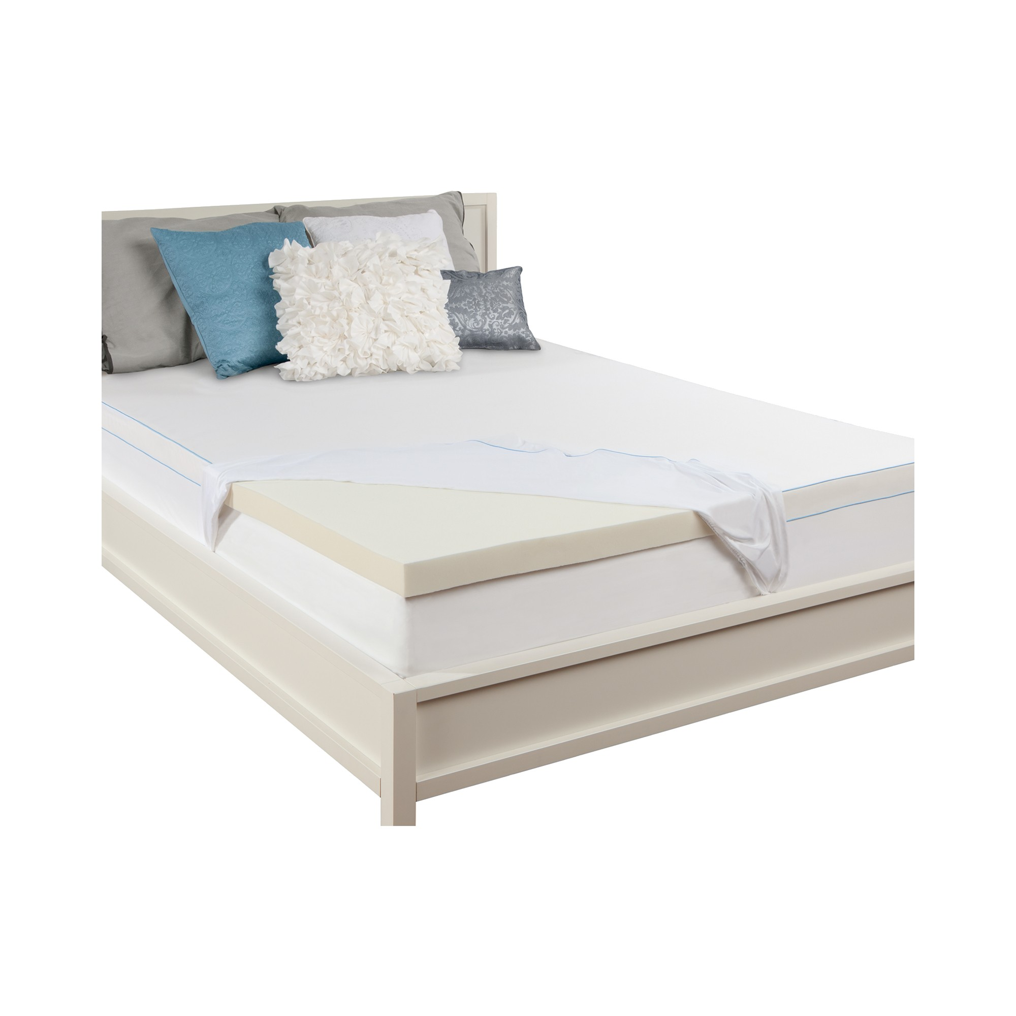 firm comfort memory your solutions bed thick mattress slumber king soft gel inch foam products size medium choose