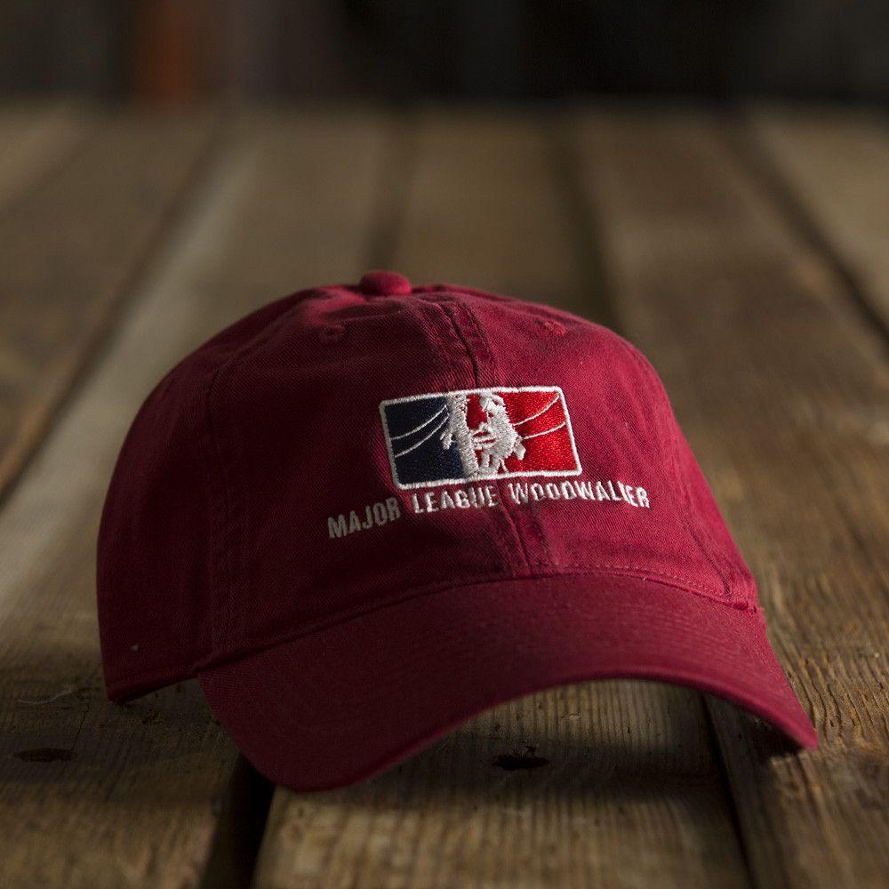 MLWW Classic Cap (cardinal)