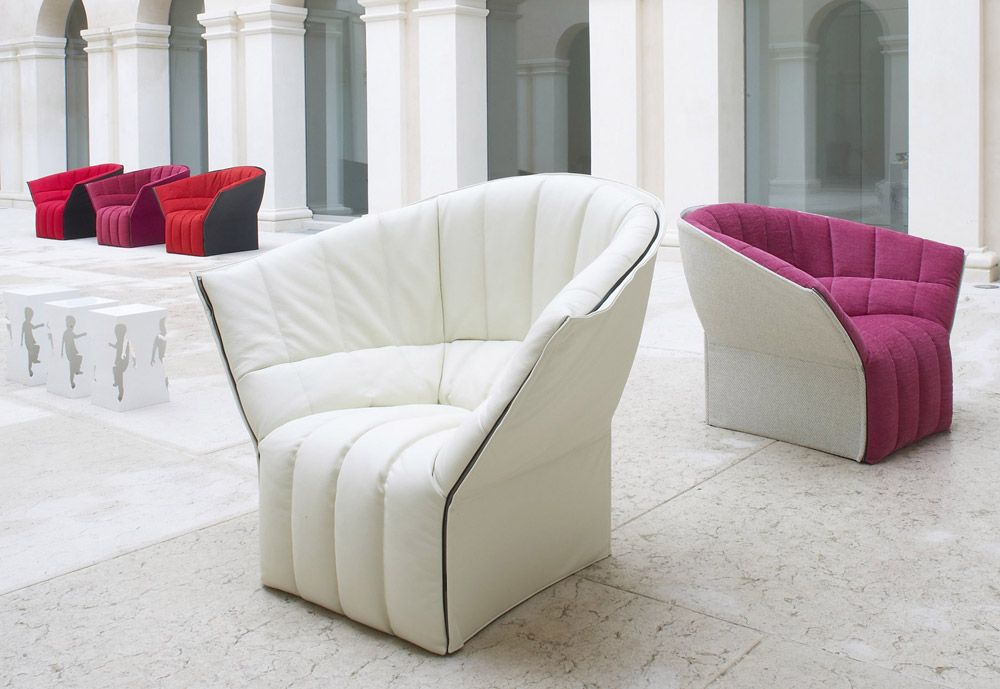 mo l armchair design inga semp by ligne roset year