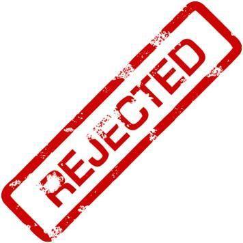 Rejection Letter/Opportunity Letter Get that Job! Pinterest