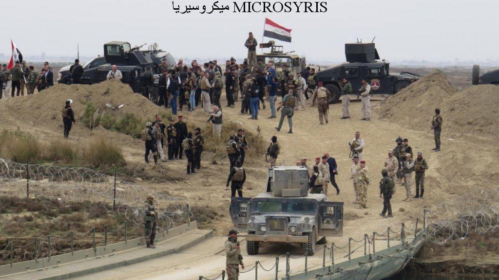 ترك ممر لـتنظيم الدولة للانتقال إلى الحدود السورية.. وكالة الأناضول: هذه تفاصيل خطة معركة الموصل
