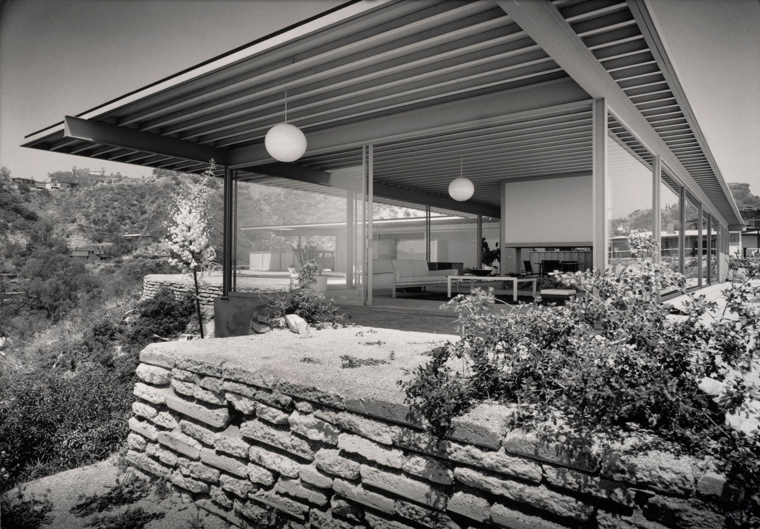 Creating The Iconic Stahl House Case Study Houses Pinterest - Stahl-house-a-modern-residence-in-los-angeles