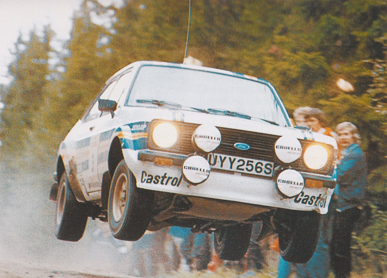 Coffeebreakexpresso rally swedish 1978 h mikkola a hertz ford motorsport pinterest rally car ford and cars
