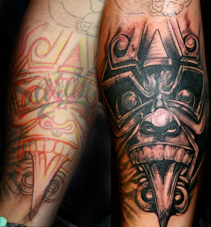 Tattoos designs 2012 cover up tattoos cool cover up for How to cover tattoos