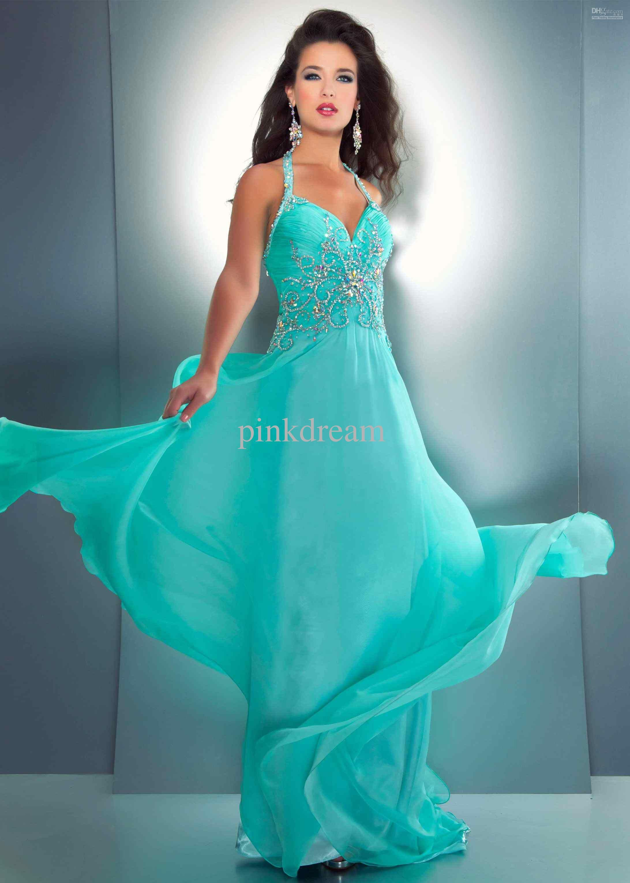 Images of Blue Dresses For Prom - Reikian