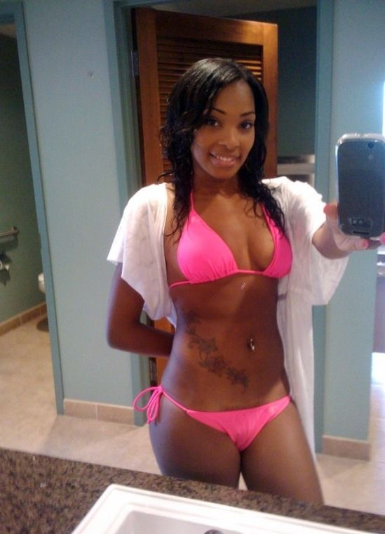 University Of Sexy Black Girls