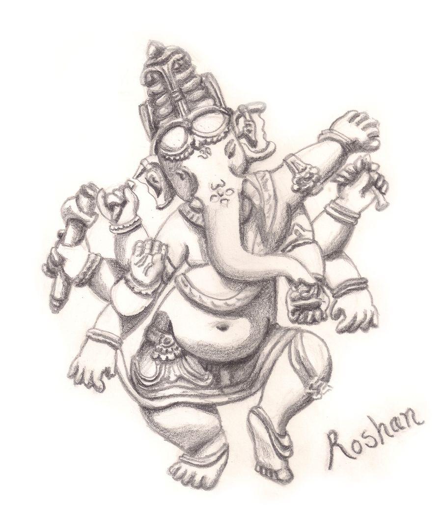 900x1083 download ganesh sketch clipart ganesha drawing sketch ganesha ganesh sketch