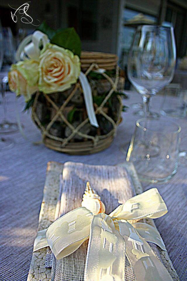 Perfectday - weddingitalianstyle - beach wedding  - orange - Yellow - white wedding flower design sea style and beach in Italy for your wedding