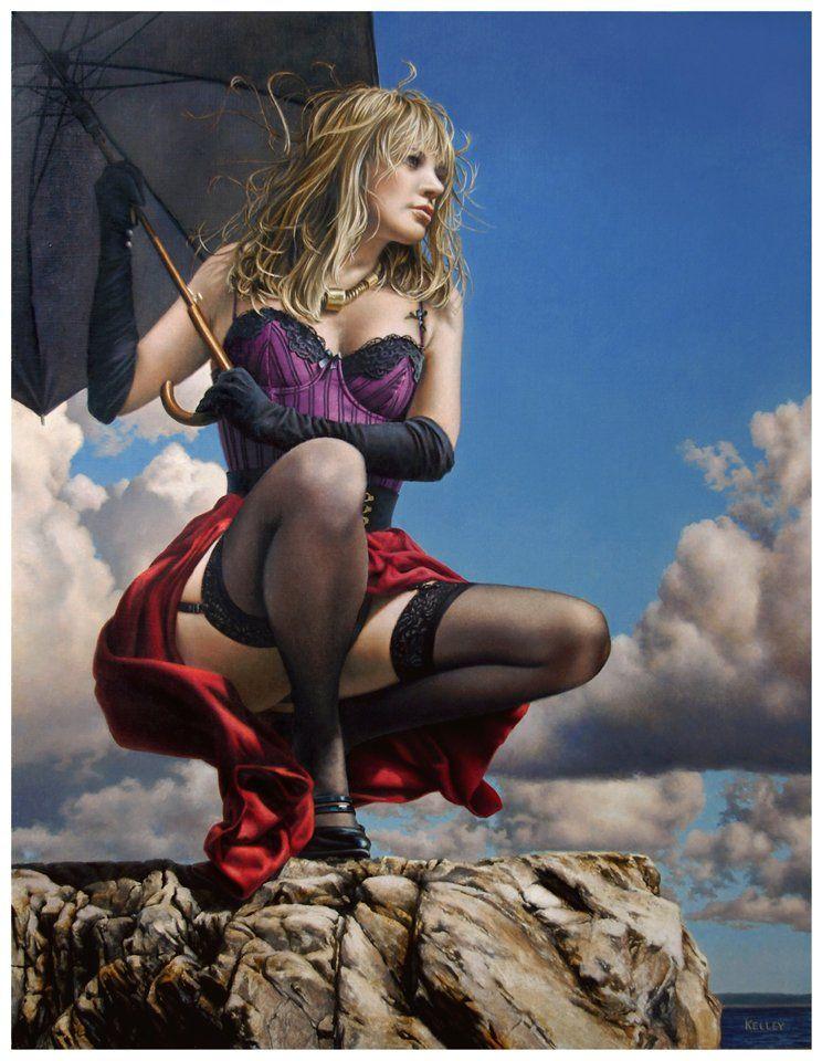 Paul Kelley - Advent Art Inc. - sensual-coastline