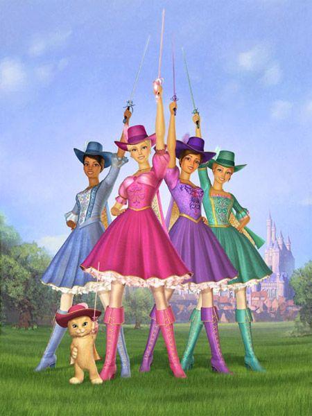Besties Costume Barbie Movies Barbie Cartoon Barbie Drawing