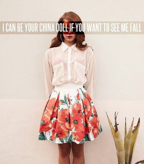 Lana del Rey *Without You