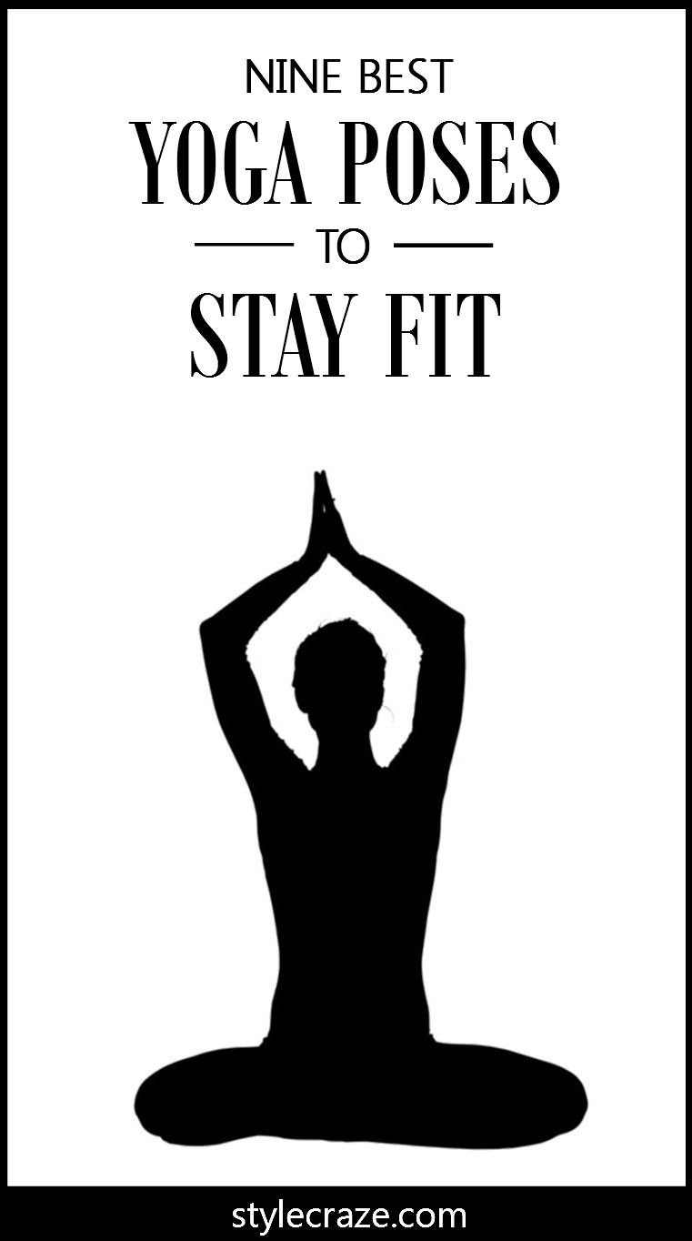 Yoga asanas not only keeps you physically fit but also improves your mental health by keeping away from stress and anxiety.