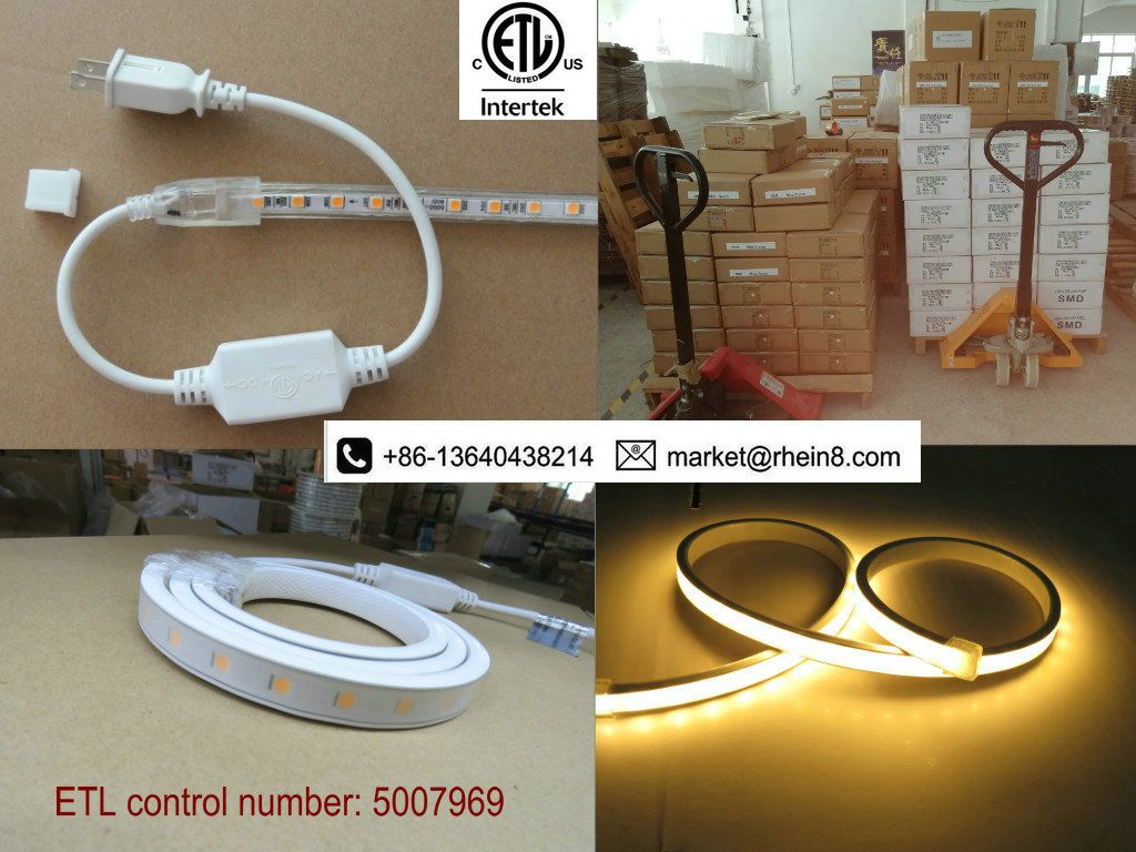 120v Ac Line Voltage Led Strip Light Mr Leon Hu Rhein Lighting Technology Co Ltd Phone Whatsapp 86 1364043821 Led Panel Light Led Panel Led Strip Lighting