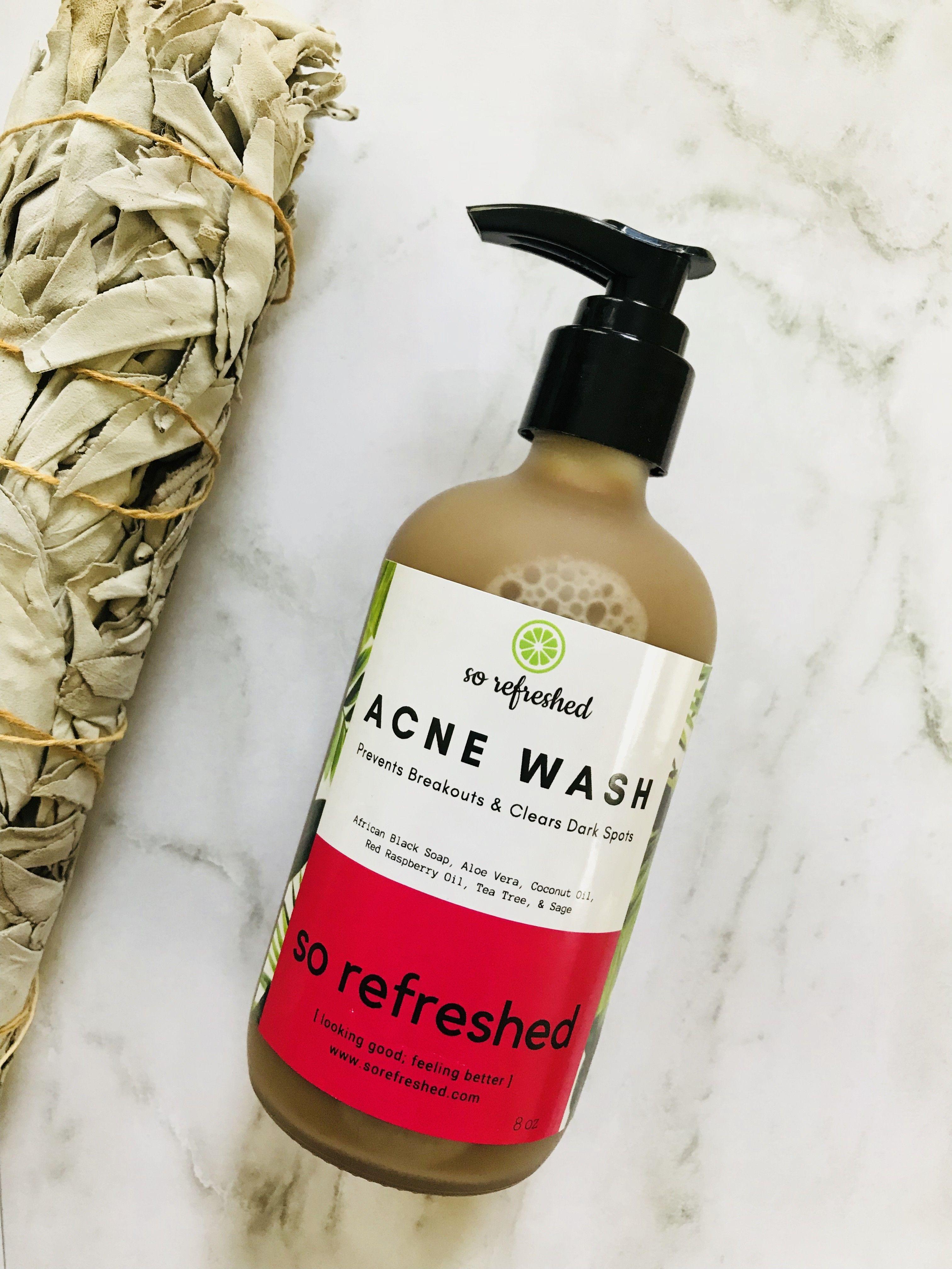 Acne wash acne wash coconut oil for skin coconut oil