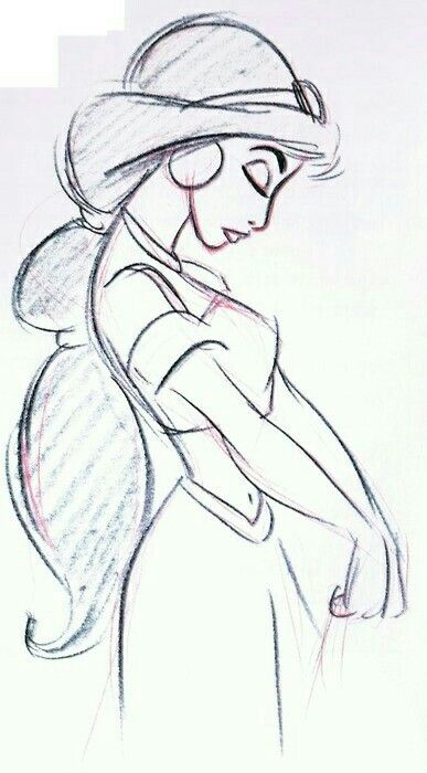 Pin Di Carol Biondo Su Matita Disegno Arte Disegni Principessa E