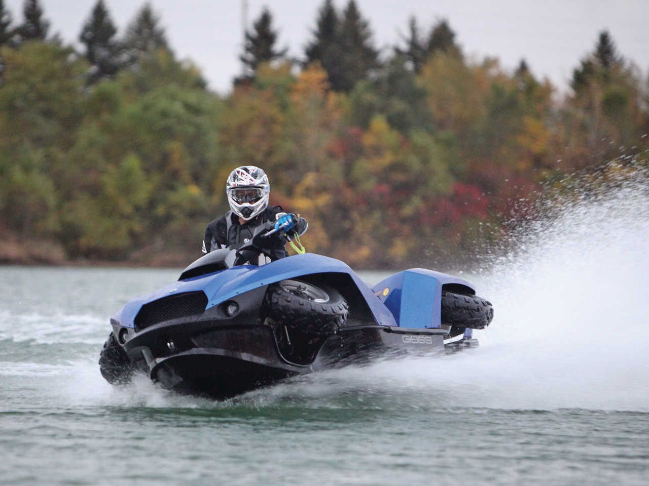 Is the Quadski the ultimate surf explorer  The amazing Surf and