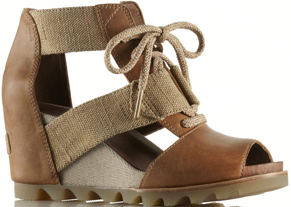 Sorel Joanie Lace Wedge Sandal - Women