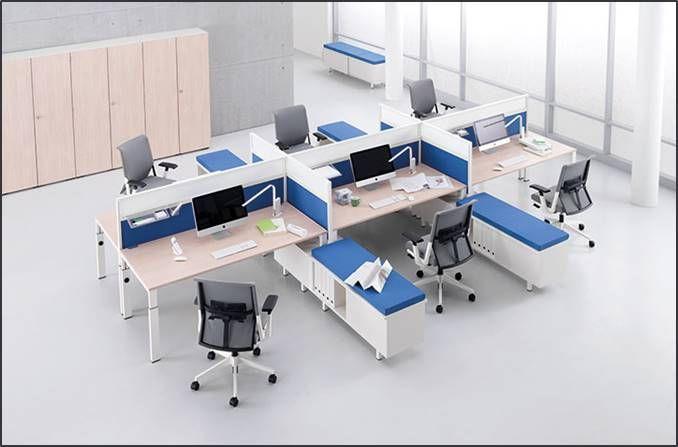 Pin by BBS by office vitality AG on Arbeitsplätze / Büromöbel ...