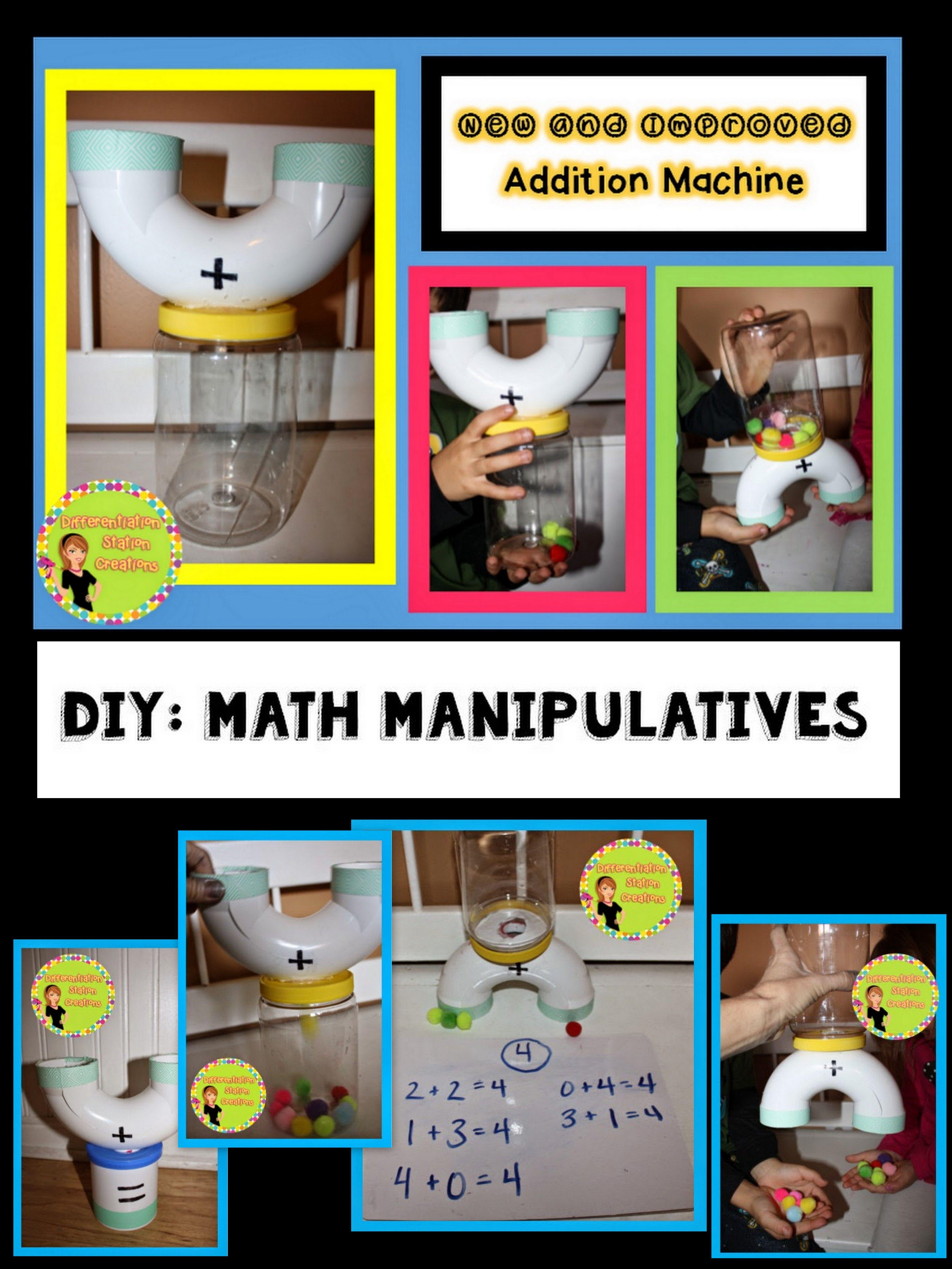 A Diy Abacus Or Rekenrek Kinder Math T Math